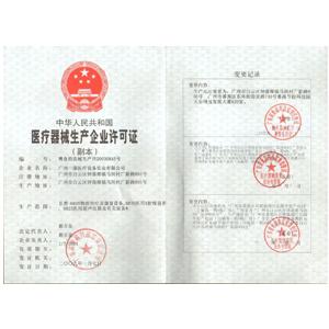 生产许可(新2012)
